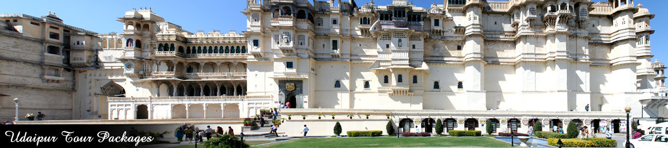 Taxi Services For Sight Seeing In Udaipur