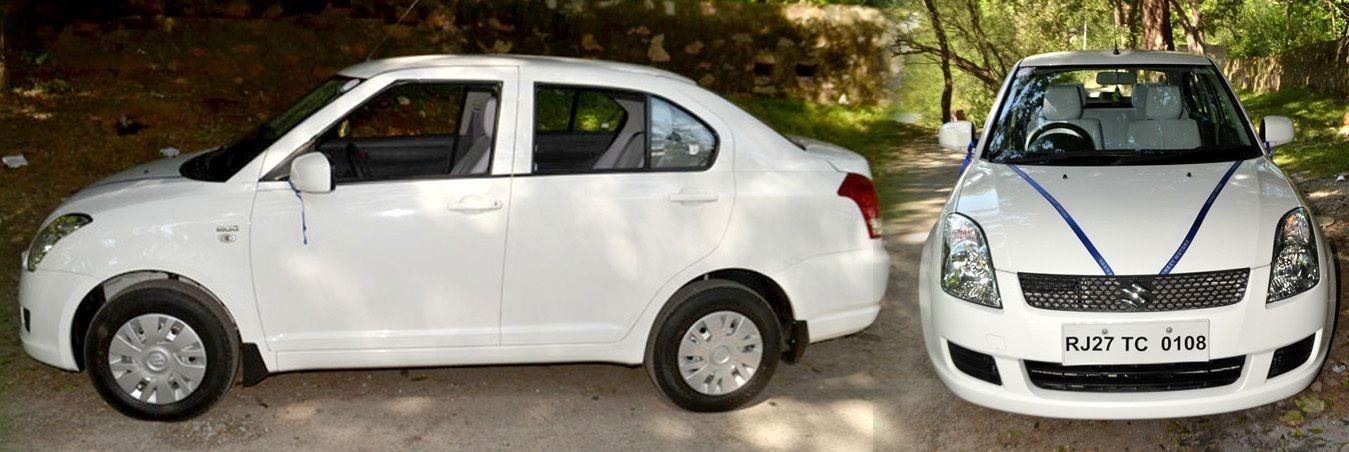 Car Hire in Udaipur, Rajasthan